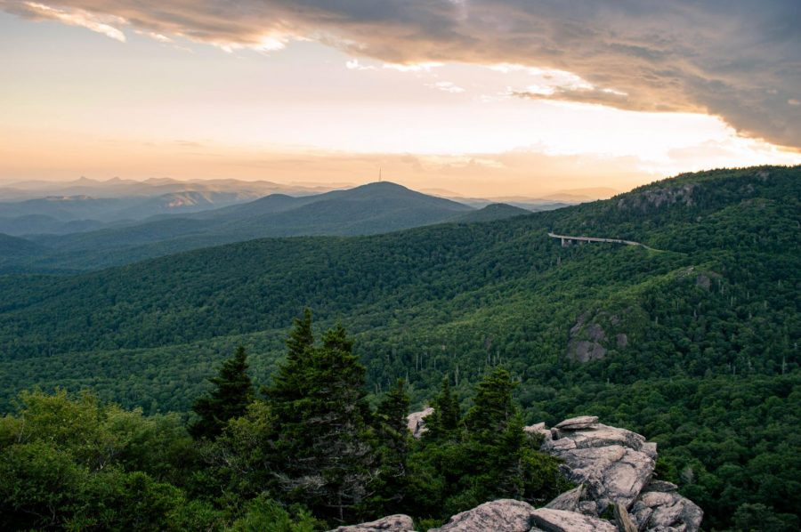 This iconic view from the top of Rough Ridge helped it earn the title of Best Hiking Trail for the second year in a row in 2021.