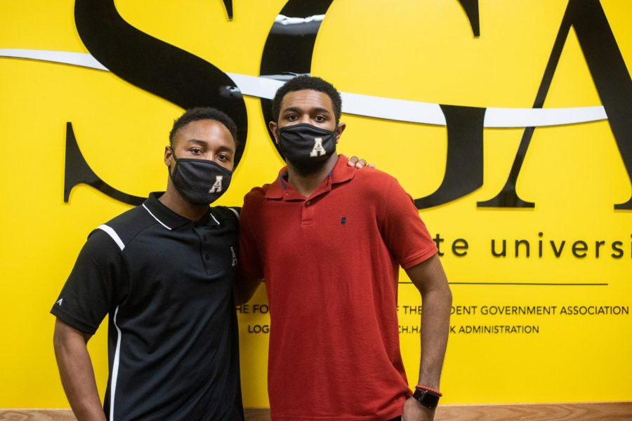 SGA released a statement Wednesday encouraging students to wear masks and get vaccinated against COVID-19.