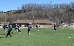 """Appalachian FC hosted its final open tryout at the Ted Mackorell Soccer Complex in Boone April 3. """"Overall it's been a good two tryouts, I think this one, we really hit the peak in terms of level compared to the first one,"""" head coach Dale Parker said."""