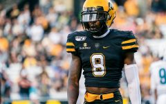 The Green Bay Packers selected former App State defensive back Shemar Jean Charles in the fifth round of the NFL Draft Saturday. The Miramar, Florida native was the first of four players selected from the Sun Belt Conference in 2021.