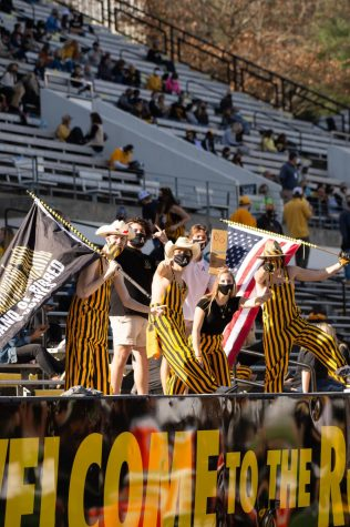 App State Athletics to operate at full capacity come fall