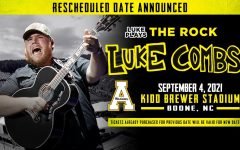"""After a """"Hurricane"""" of rescheduling, Luke Combs announces new concert date in the High Country"""
