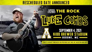 Fully vaccinated students eligible for discounted Luke Combs tickets