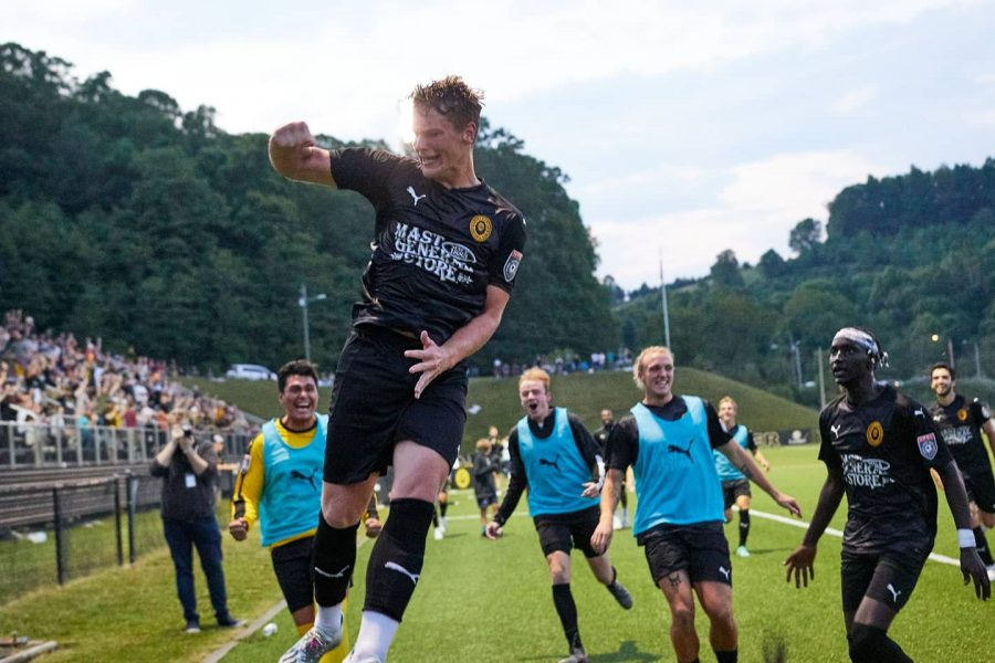 Historic night at Ted Mack as Appalachian FC secures first ever win