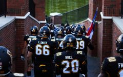 The Mountaineers march into The Rock ahead of their late 2020 matchup with Troy. Sophomore running back Nate Noel enters 2021 after posting 510 yards on 82 carries in 10 games as a freshman. He tacked on three touchdowns in those 10 games.