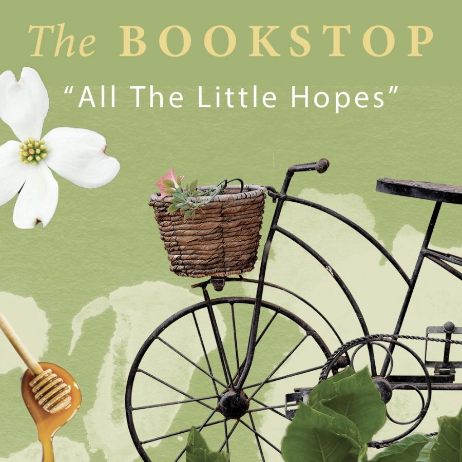 The Bookstop: Finding missing men with best friends, bikes and ouija boards