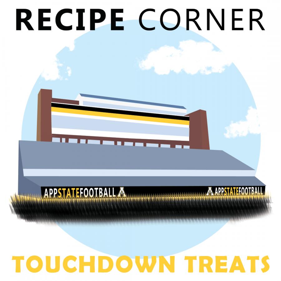 Recipe Corner: touchdown treats