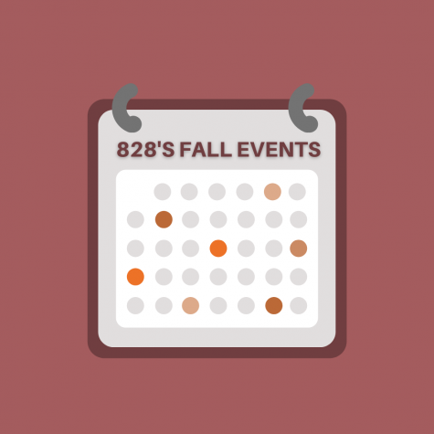 Your go-to guide for the 828's fall events