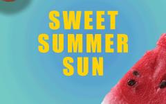 Playlist of the week: sweet summer sun