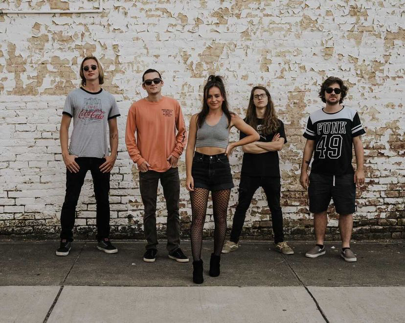 Local band Barefoot Modern.
