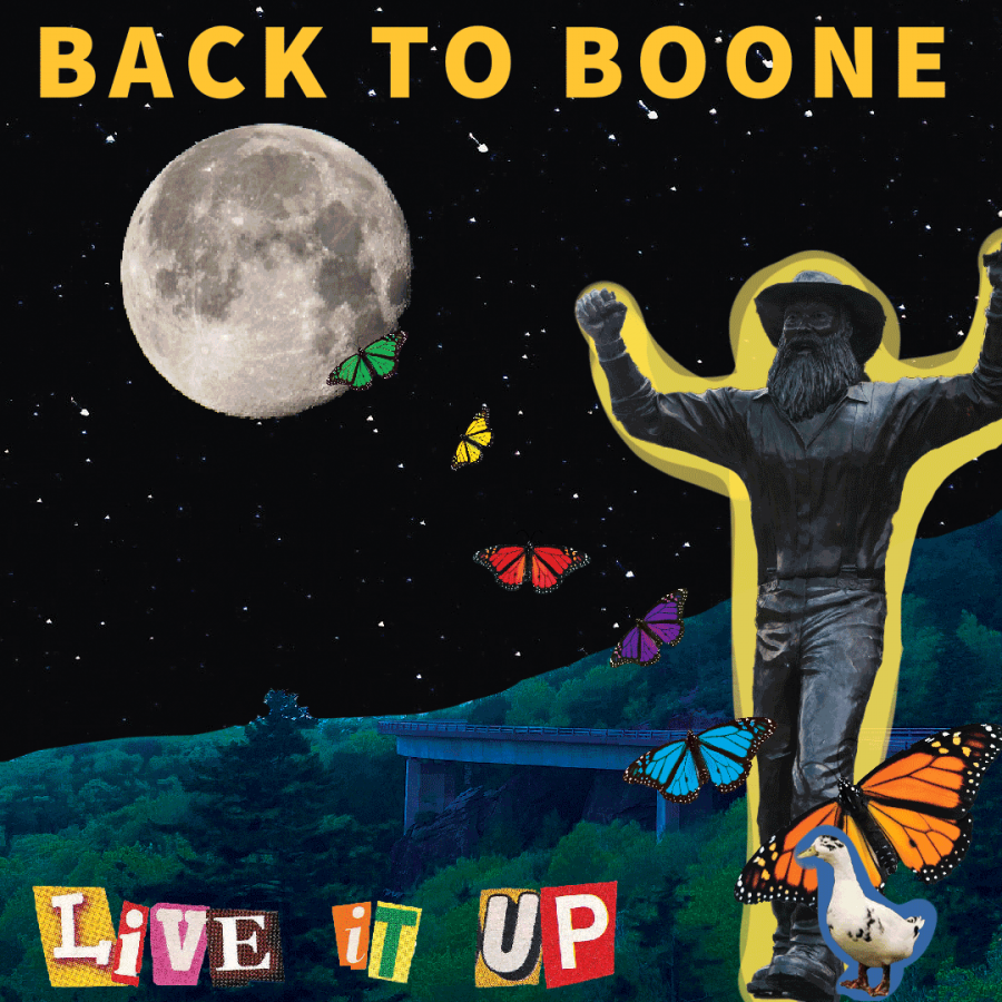 Playlist of the week: Back to Boone