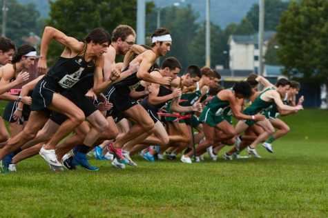 Mountaineer cross-country teams begin quest for Sun Belt title