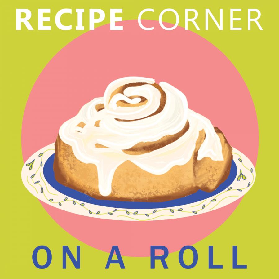 Recipe Corner: On a roll