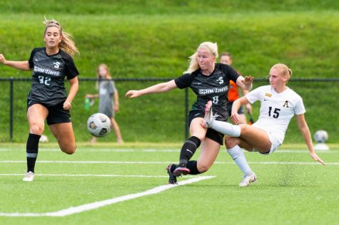 App State women's soccer secures victories over Wofford and FIU