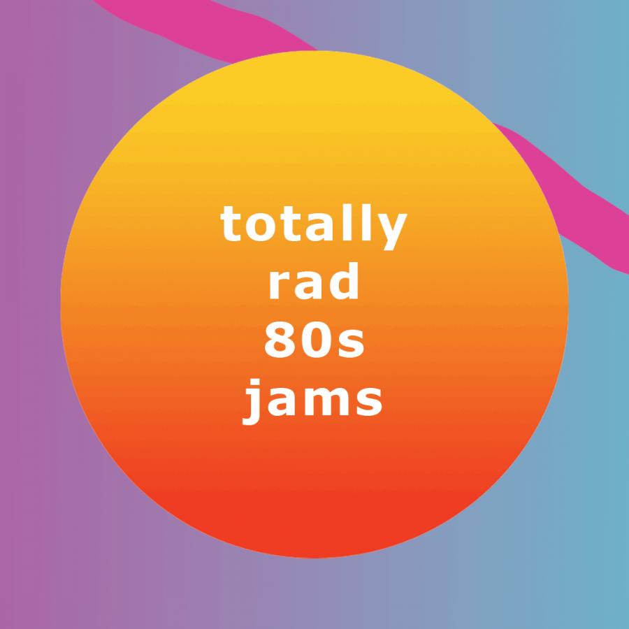 Playlist of the week: Bring back the '80s!
