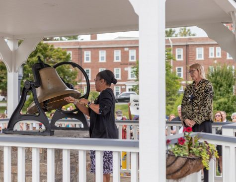 122 years of education: University marks history with social, bell ceremony