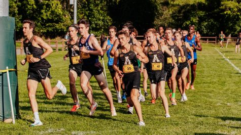 Mountaineer cross country teams post top-three finishes at High Point Invitational