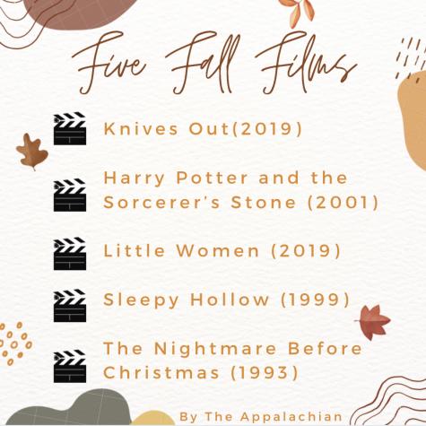 Pumpkins and plot twists: five films for fall
