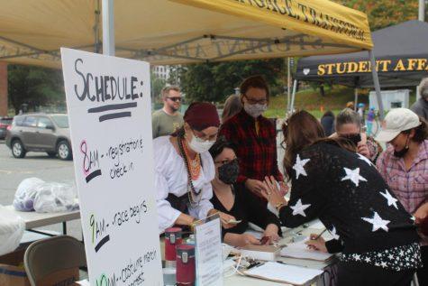 Eleventh annual Spooky Duke Race raises money for local families