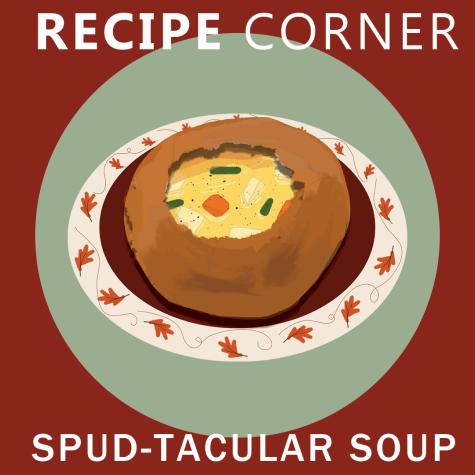 Recipe corner: spud-tacular soup