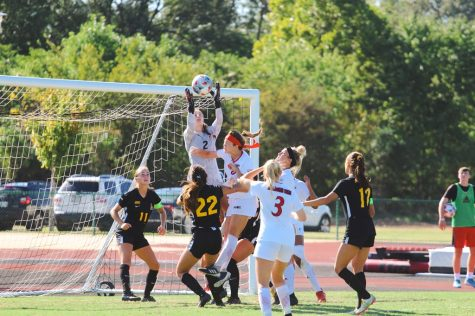 App State soccer falls twice, finishes conference road schedule 0-5
