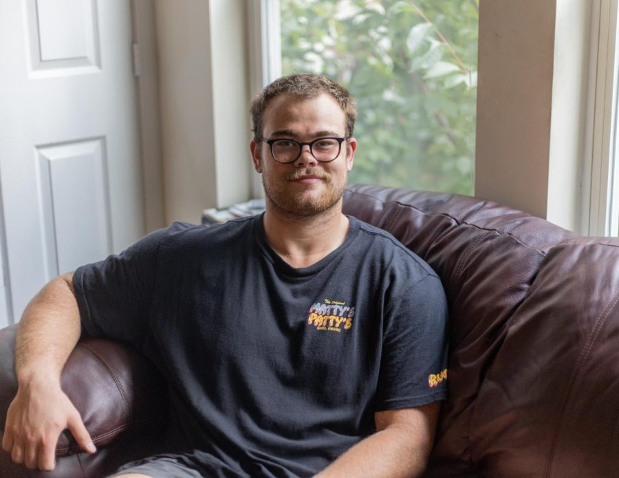 """Blackston is hoping to pursue French style cooking, starting with mastering the five Mother sauces: béchamel, velouté, espagnole, hollandaise, and tomato. When he's not at practice, doing school work, or cooking, Blackston enjoys watching cooking shows; his favorite is """"Chef's Table."""""""